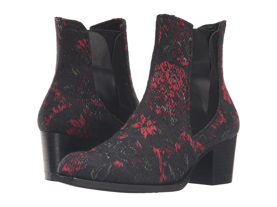 Y's by Yohji Yamamoto - Side Gore Heel Boots (Navy) Women's Boots