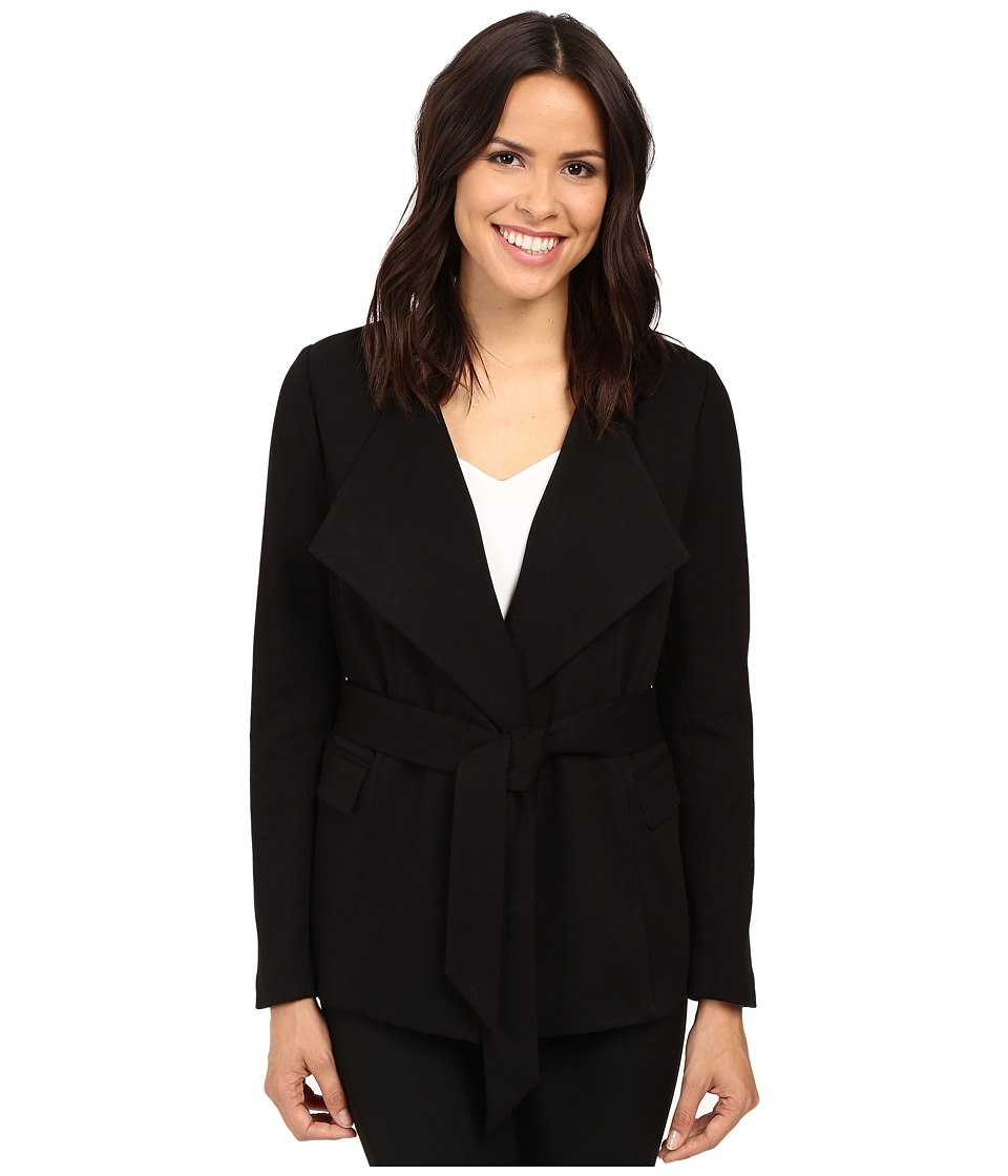 NYDJ - Belted Blazer (Black) Women's Jacket