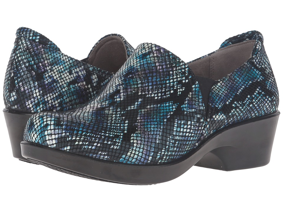 Naturalizer Freeda (Blue Multi) Women