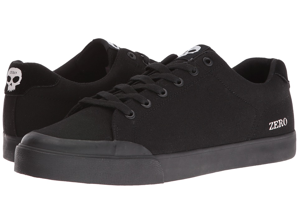 Circa - AL50R (Black/Zero) Men's Skate Shoes