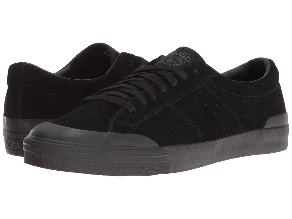 Circa - Fremont (Black/Shadow) Men's Skate Shoes