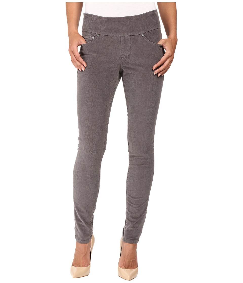 Jag Jeans - Nora Pull-On Skinny 18 Wale Corduroy (Smokey Grey) Women's Casual Pants