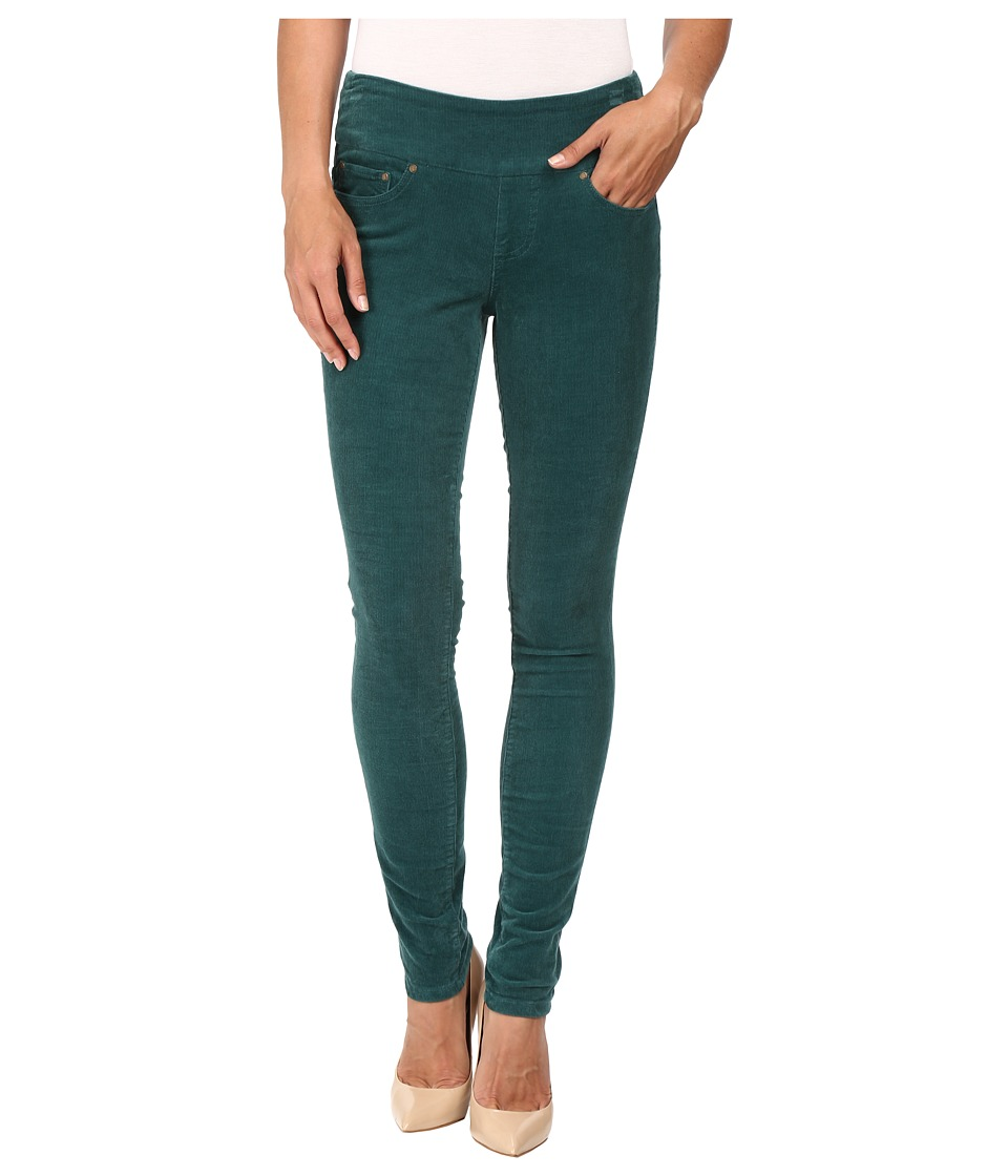Jag Jeans - Nora Pull-On Skinny 18 Wale Corduroy (Shade Teal) Women's Casual Pants