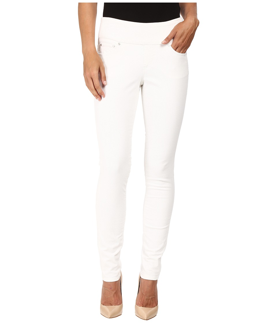 Jag Jeans - Nora Pull-On Skinny 18 Wale Corduroy (Swan) Women's Casual Pants