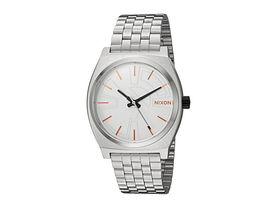 Nixon - Time Teller - Star Wars Collection (BB-8 Silver/Orange) Watches