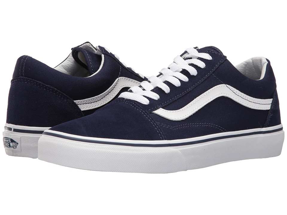 Vans - Old Skool (Eclipse/True White) Skate Shoes