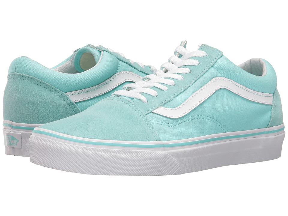 Vans - Old Skool (Aruba Blue/True White) Skate Shoes
