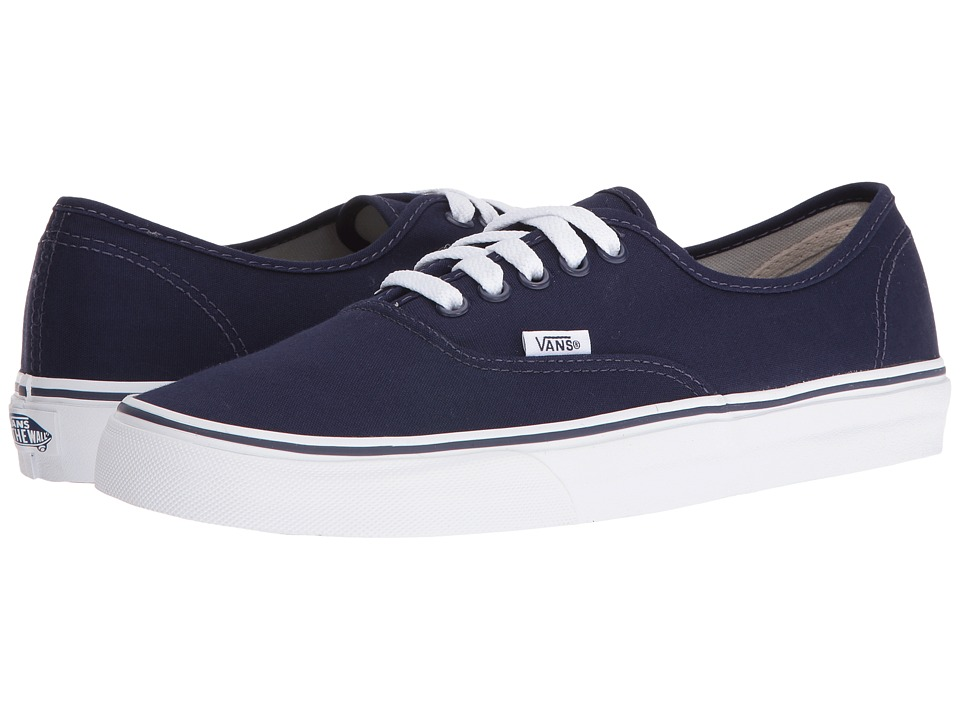 Vans - Authentic (Eclipse/True White) Skate Shoes