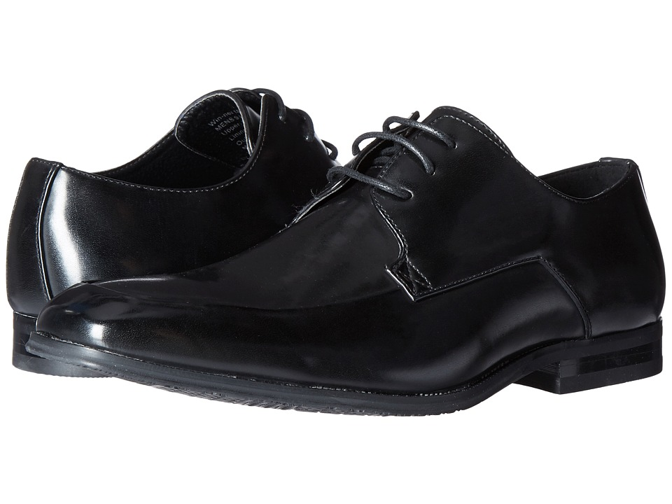 Kenneth Cole Unlisted - Win-ner Takes All (Black) Men's Lace Up Wing Tip Shoes