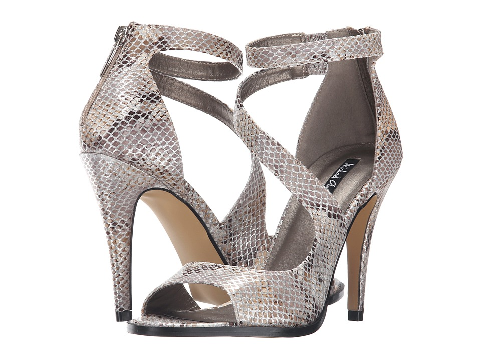 Michael Antonio - Joyd - Snake (Natural) High Heels