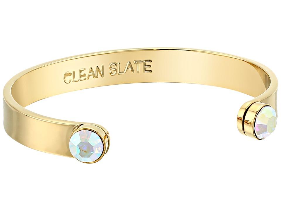 Kate Spade New York - Forever Gems Cuff Bracelet (AB) Bracelet