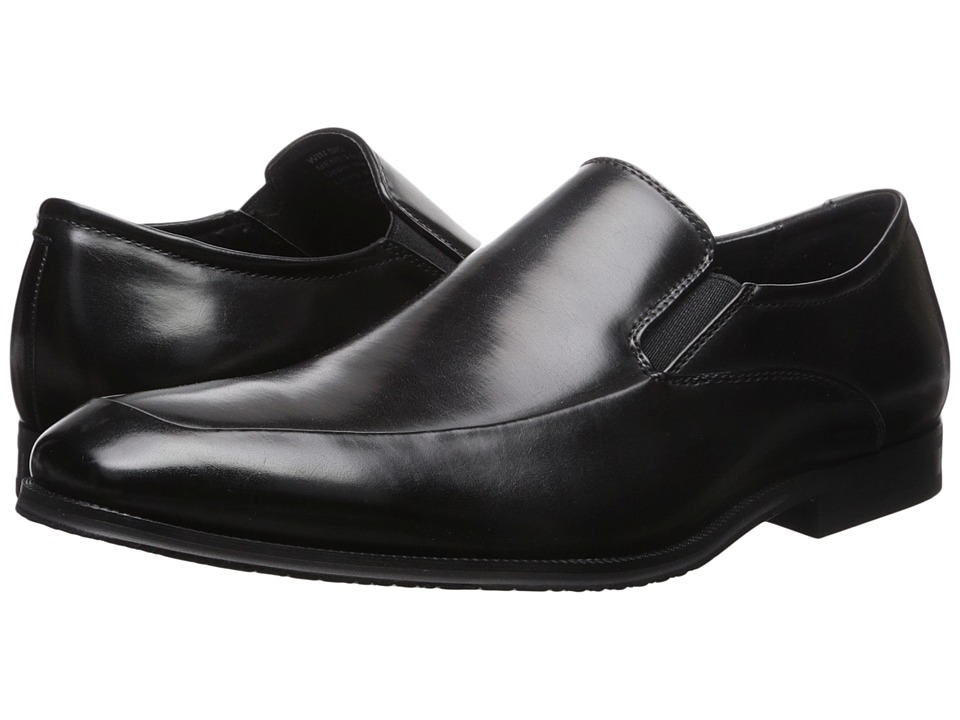 Kenneth Cole Unlisted - Win Big (Black) Men's Slip on Shoes