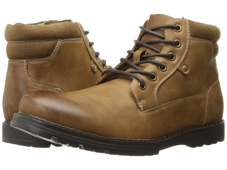 Kenneth Cole Unlisted - Hall-Way (Tan) Men's Lace-up Boots