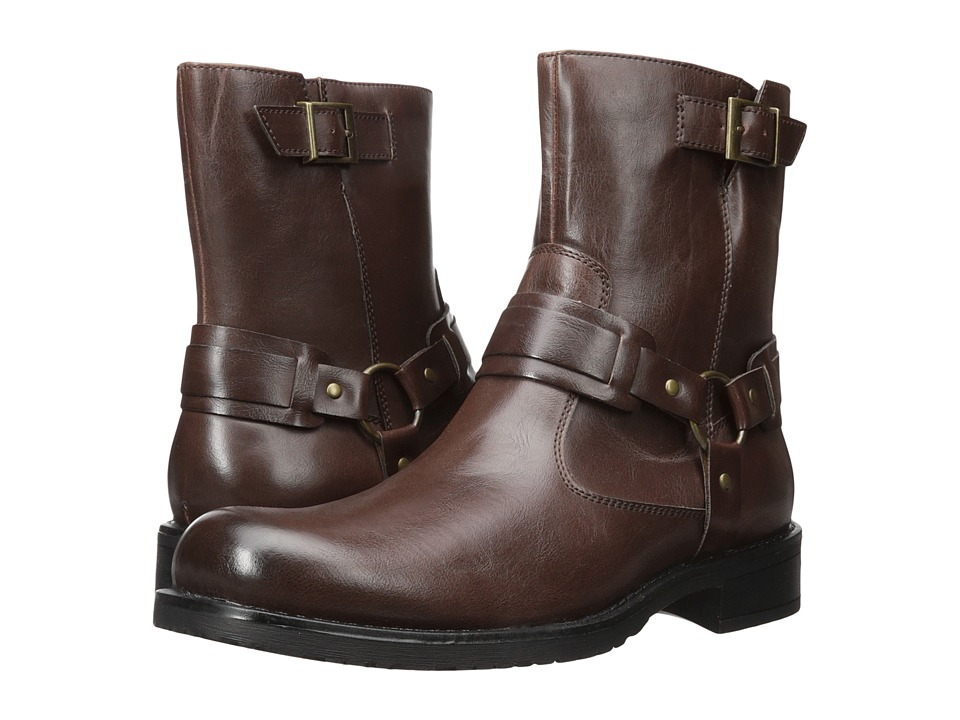 Kenneth Cole Unlisted Slightly Off (Brown) Men