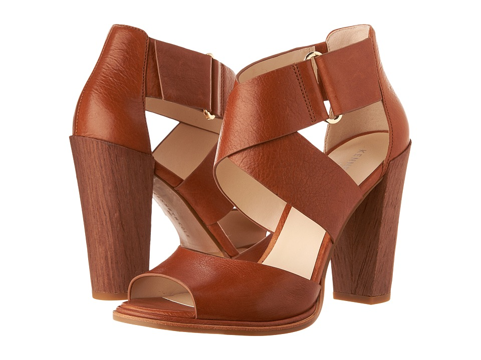 Kenneth Cole New York Sora (Medium Brown) High Heels
