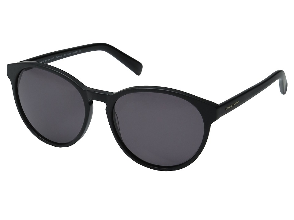 Liebeskind - 10405 (Black Matte) Fashion Sunglasses
