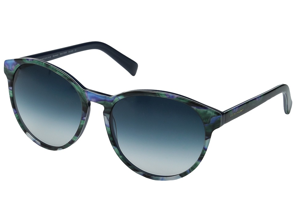 Liebeskind - 10405 (Blue) Fashion Sunglasses