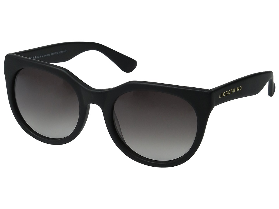Liebeskind - 10319 (Black Matte) Fashion Sunglasses