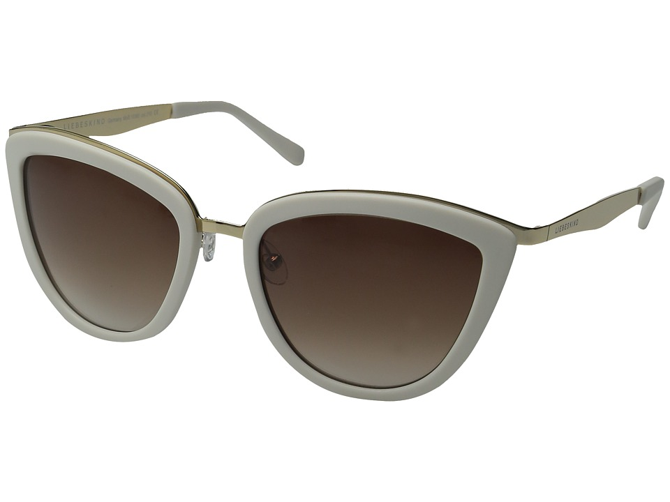 Liebeskind - 10365 (Cream Gold) Fashion Sunglasses