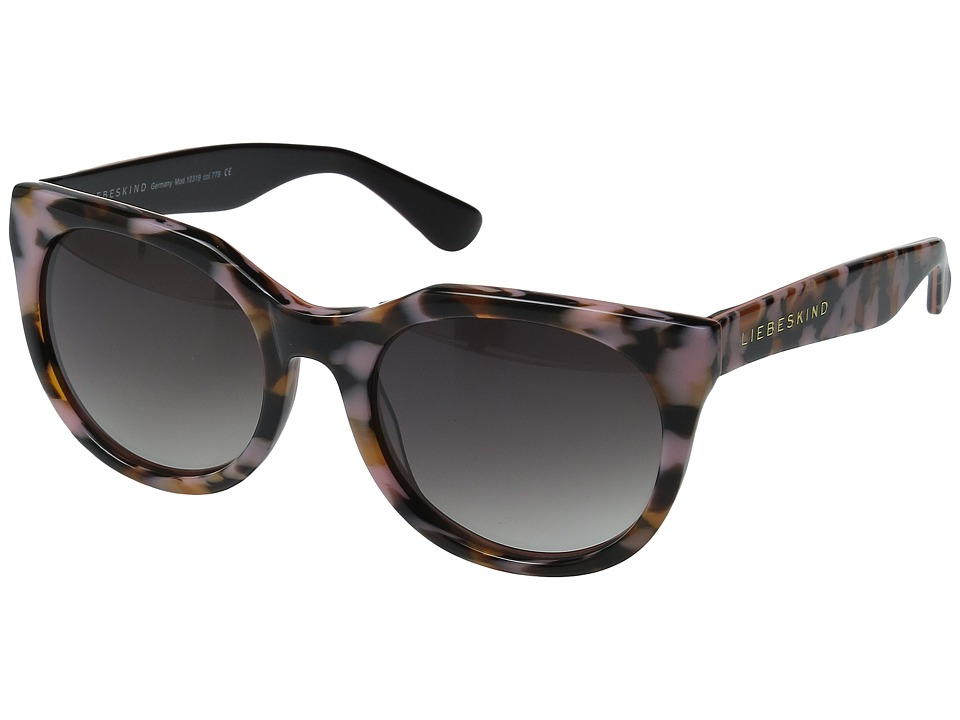 Liebeskind - 10319 (Havanna Rosa Black) Fashion Sunglasses