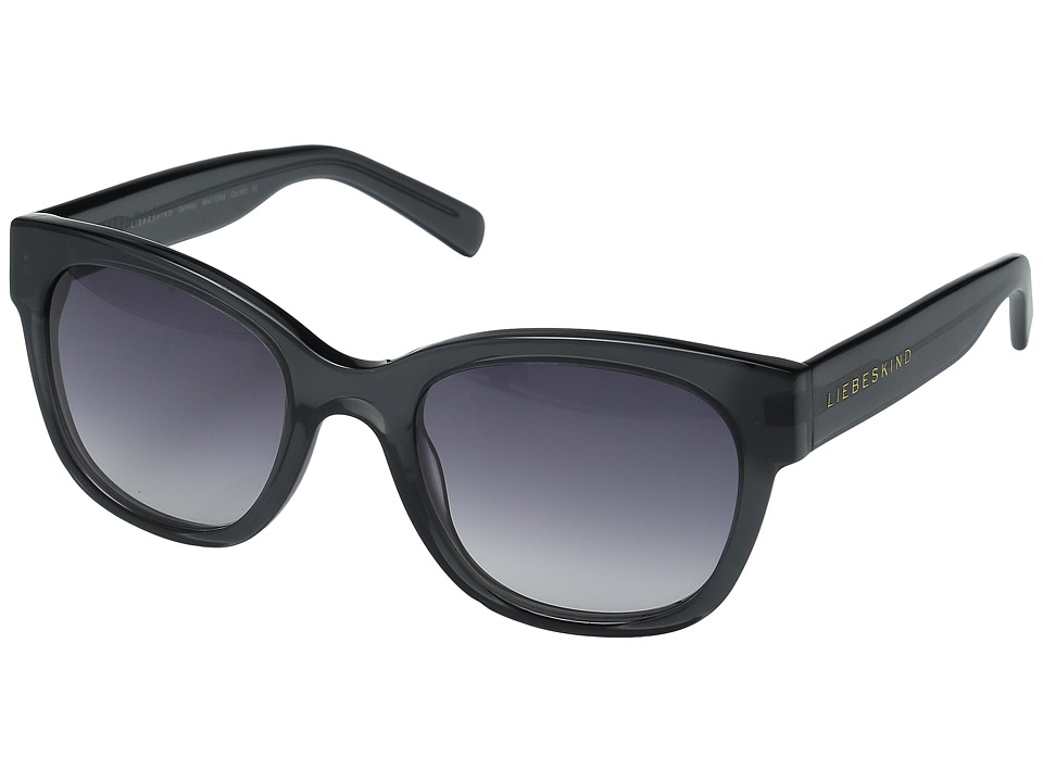 Liebeskind - 10369 (Dark Grey Transparent) Fashion Sunglasses