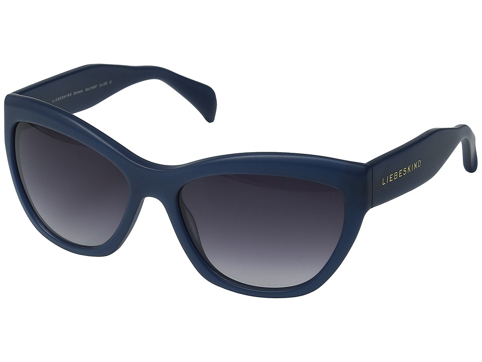 Liebeskind - 10407 (Blue Matte) Fashion Sunglasses