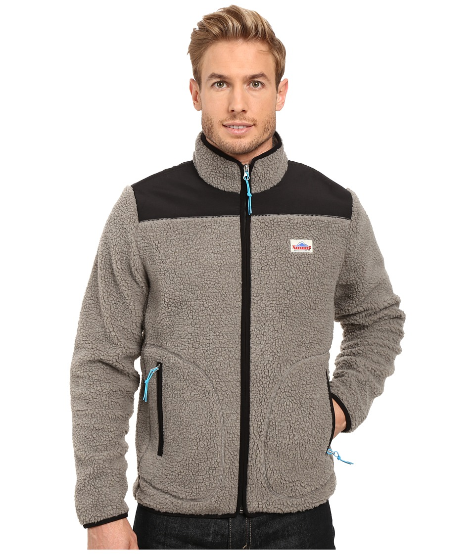Penfield - Mattawa Fleece (Grey) Men's Fleece