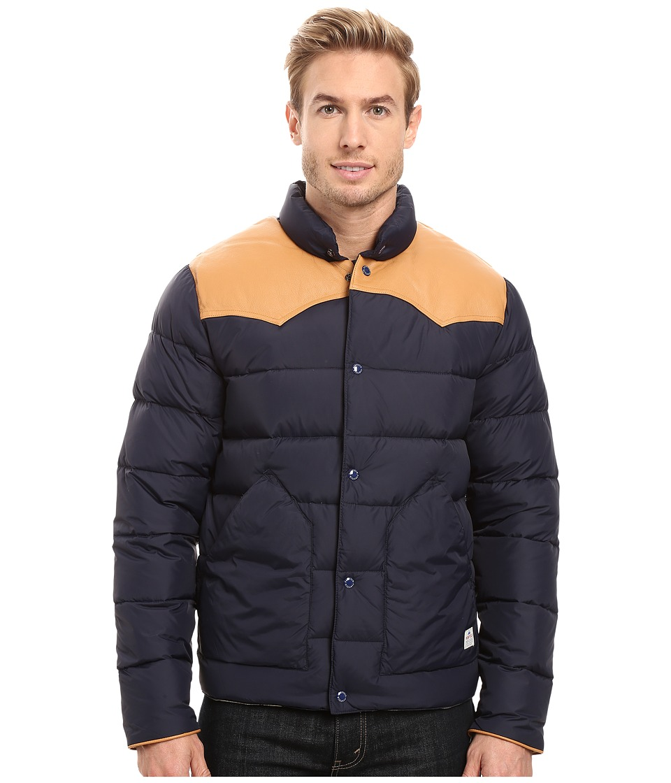 Penfield - Pelam Jacket (Navy) Men's Coat