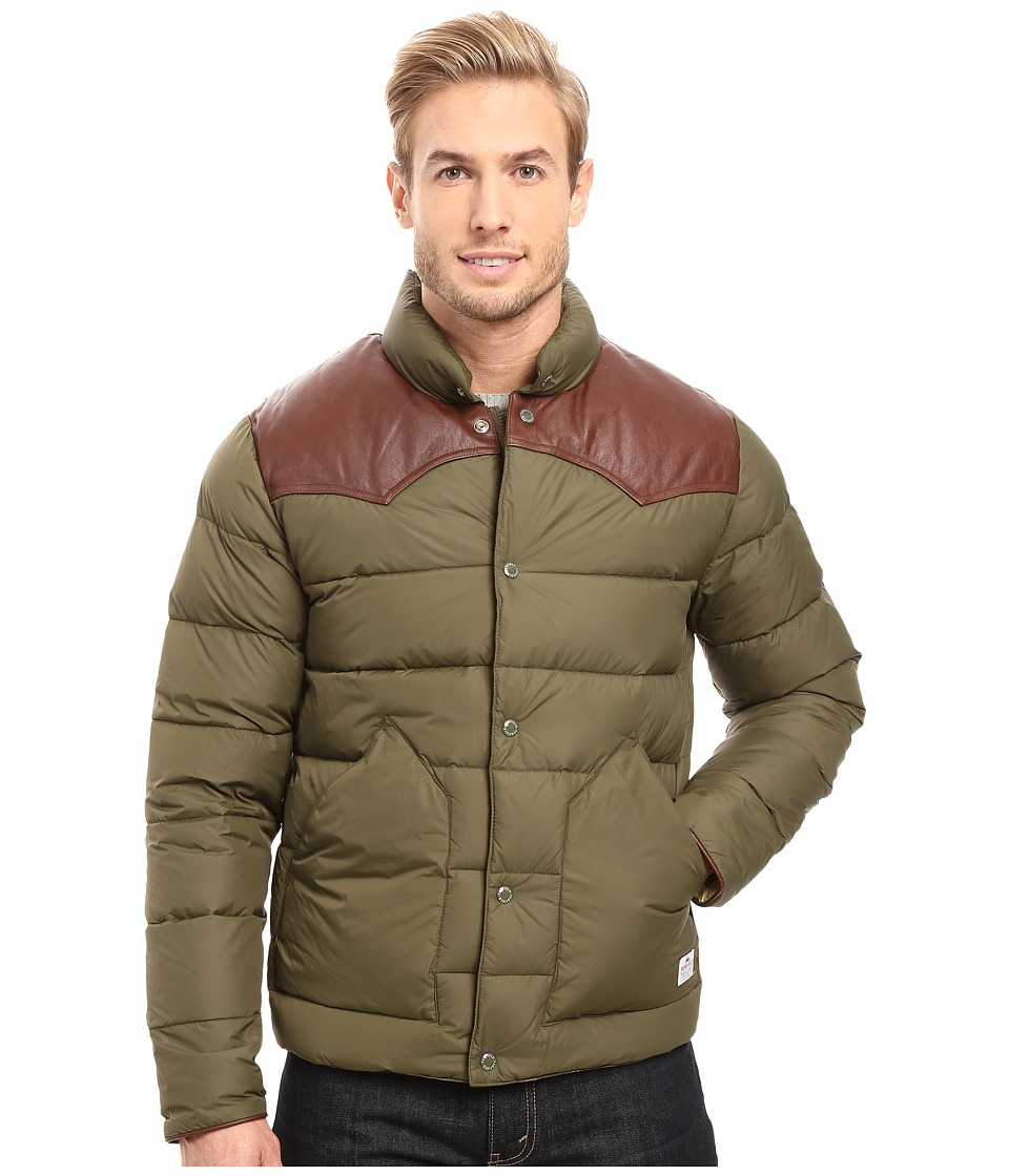 Penfield - Pelam Jacket (Olive) Men's Coat