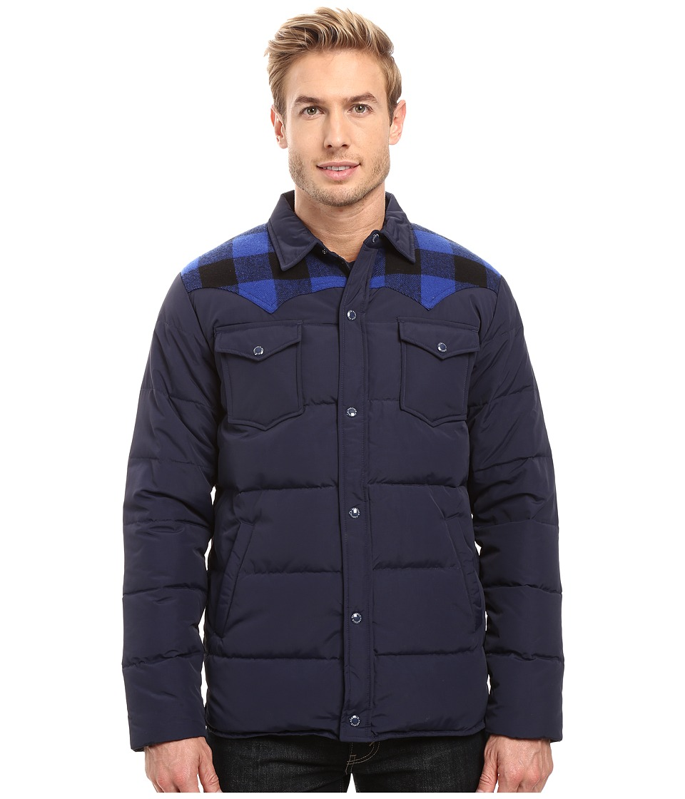 Penfield - Rockford Jacket (Navy) Men's Coat
