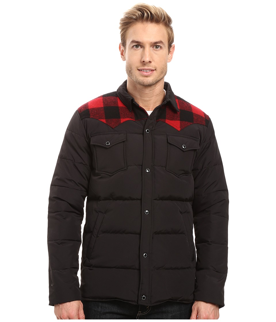 Penfield - Rockford Jacket (Black) Men's Coat