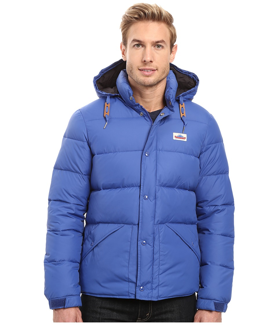 Penfield - Bowerbridge Jacket (Blue) Men's Coat