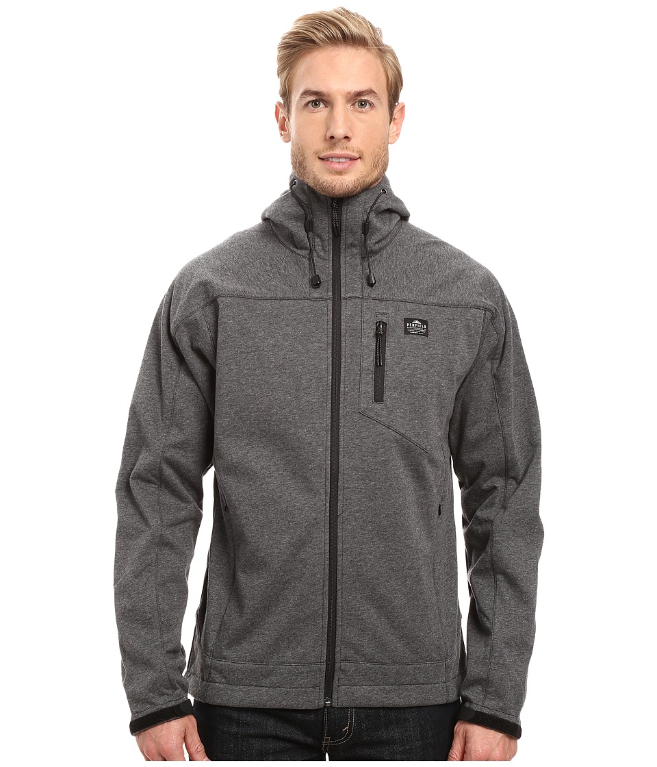 Penfield - Fordfields Softshell (Grey) Men's Clothing