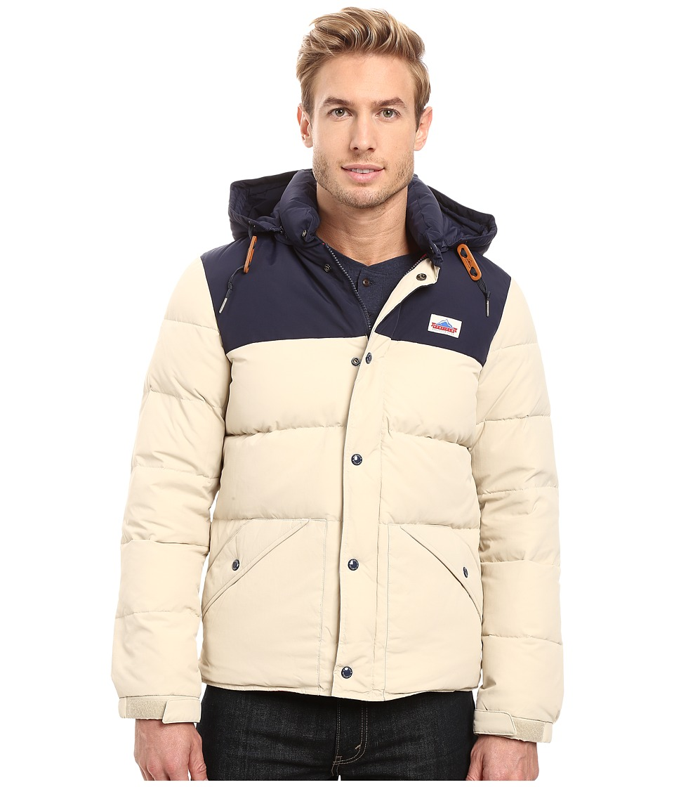 Penfield - Bowerbridge Two-Tone Jacket (Khaki) Men's Coat