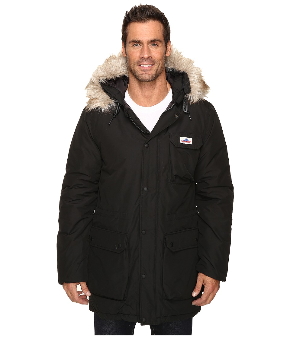 Penfield Lexington Jacket (Black) Men