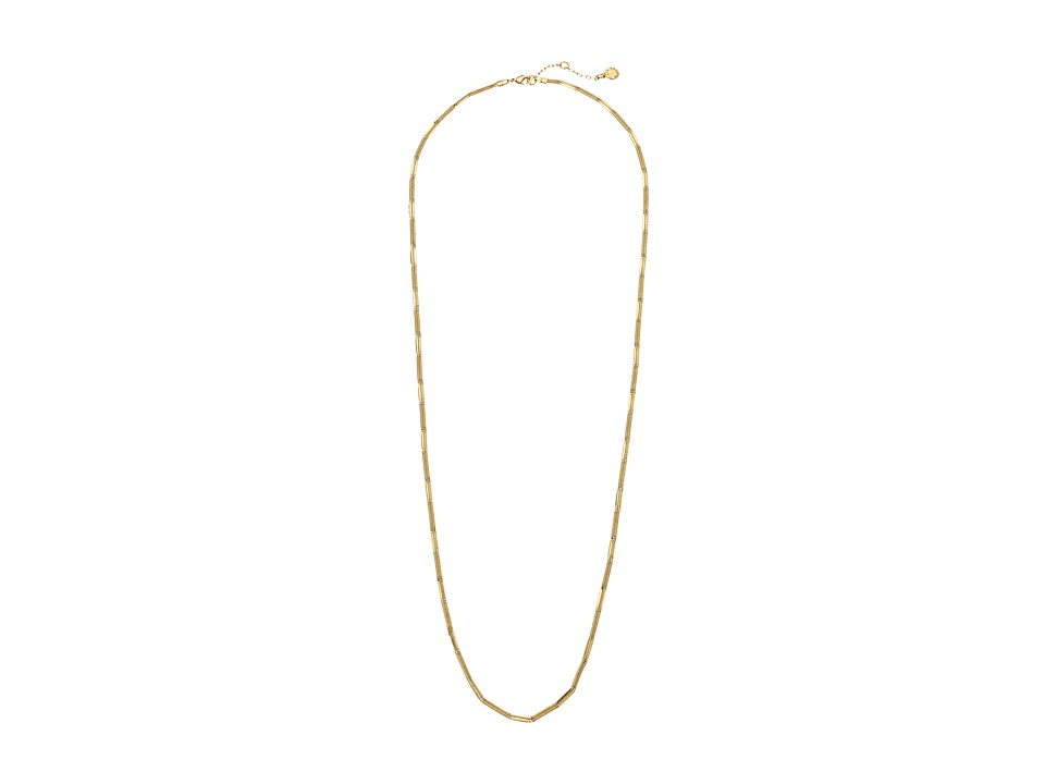 Vince Camuto - 32 Short Chain Necklace (Worn Gold) Necklace