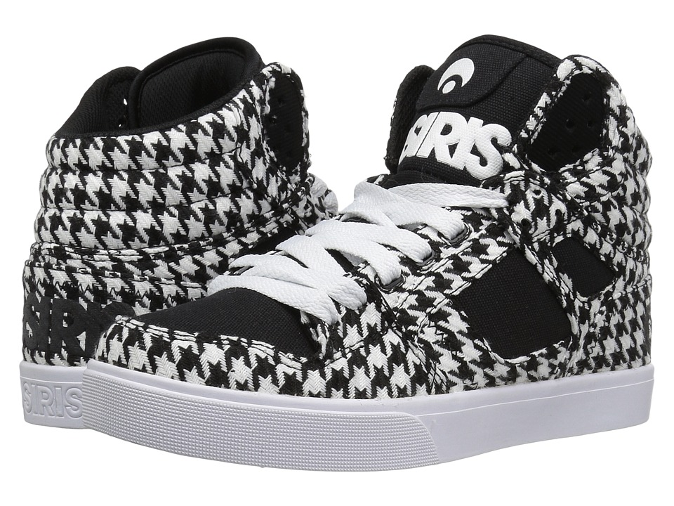 Osiris - Clone (Houndstooth) Women's Skate Shoes
