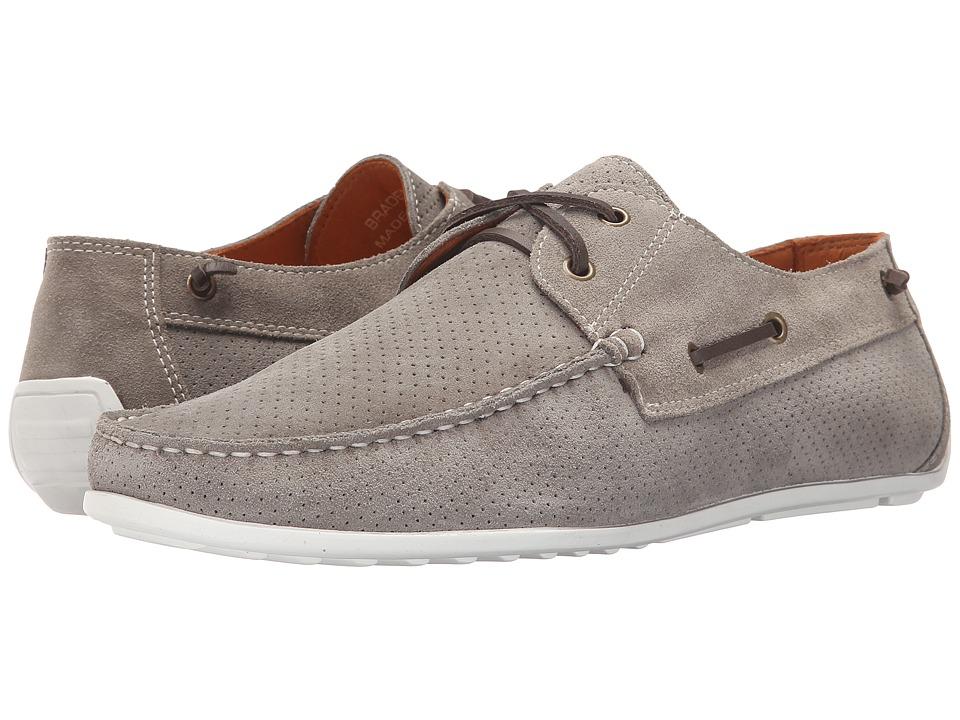 Donald J Pliner - Braden (Gray) Men's Shoes