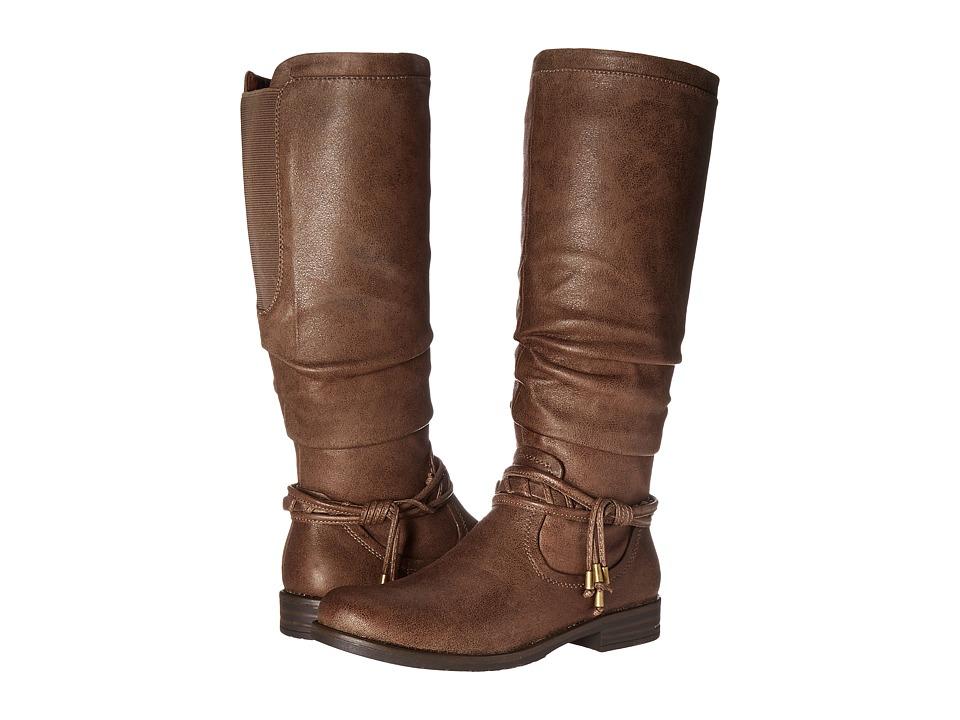 Bare Traps - Clora (Mushroom/Mushroom) Women's Shoes