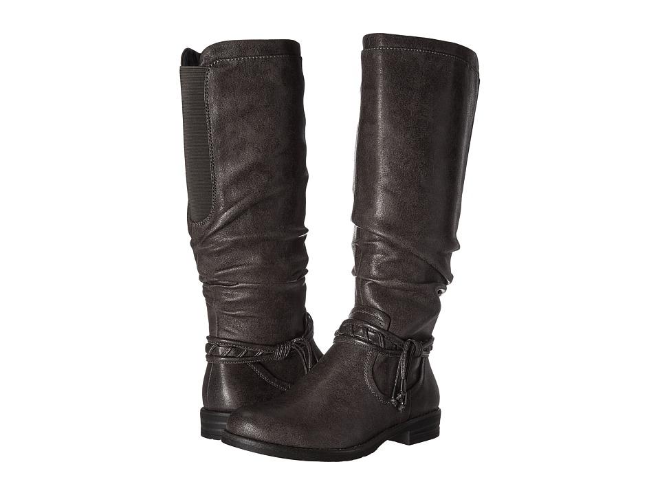Bare Traps - Clora (Dark Grey/Dark Grey) Women's Shoes