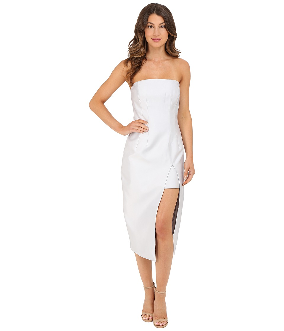 KEEPSAKE THE LABEL - High Rise Dress (Pale Grey) Women's Dress