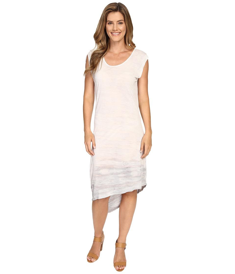 The Beginning Of - Astoria Asymmetric Hem Dress (Grey Colorway) Women's Dress