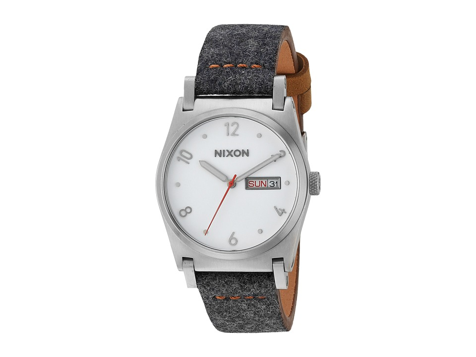 Nixon - Jane Leather X Honor Roll Collection (Gray/Tan) Watches