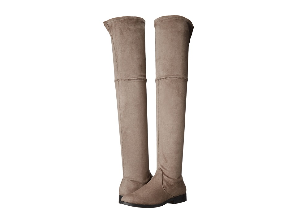 LFL by Lust For Life - Radikal (Taupe Suedette) Women's Pull-on Boots