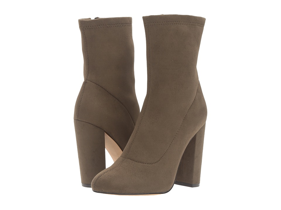 LFL by Lust For Life - Macey (Army Suedette) Women's Shoes