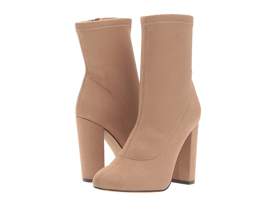 LFL by Lust For Life - Macey (Tan Suedette) Women's Shoes