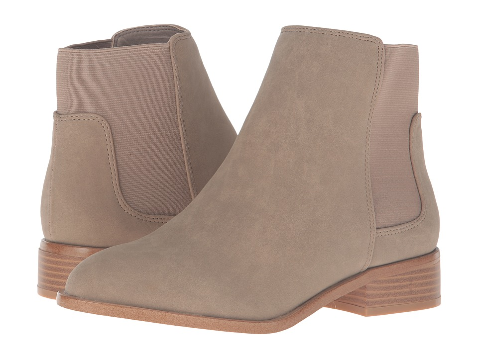 LFL by Lust For Life - Acklea (Taupe Suede PU) Women's Shoes
