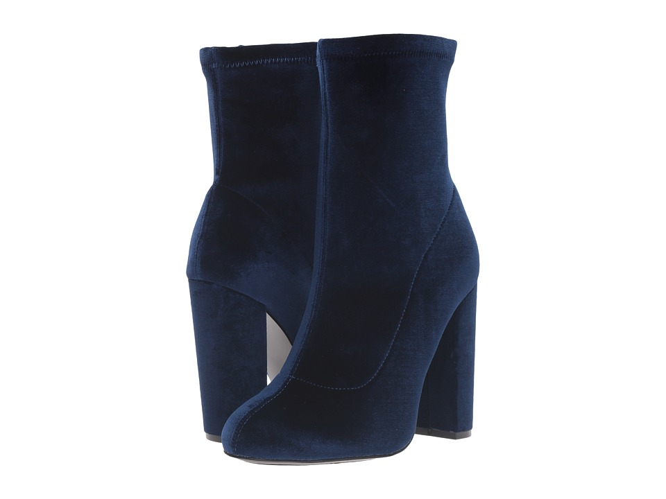 LFL by Lust For Life - Macey (Blue Velvet) Women's Shoes