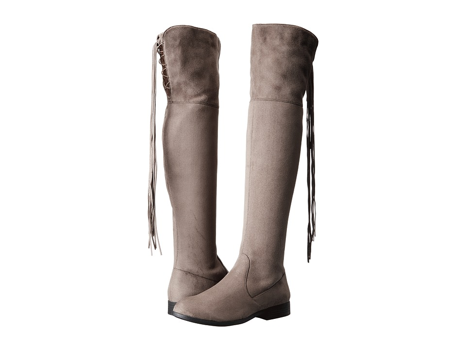 LFL by Lust For Life - Rascal (Taupe Suedette) Women's Boots