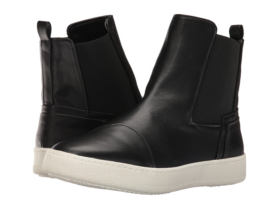 LFL by Lust For Life - Rocco (Black Nappa PU) Women's Shoes